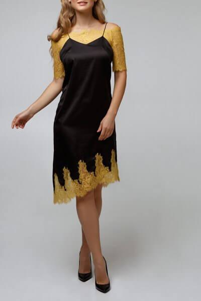 Платье с кружевом Roxanne DONT_15060, фото 1 - в интеренет магазине KAPSULA