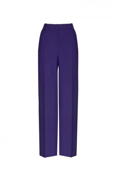 Широкие брюки из шерсти LKC_BRO1905, фото 1 - в интеренет магазине KAPSULA