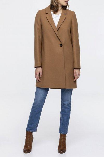 Пальто-жакет из шерсти TRC_MY87ATTRLF47, фото 1 - в интеренет магазине KAPSULA