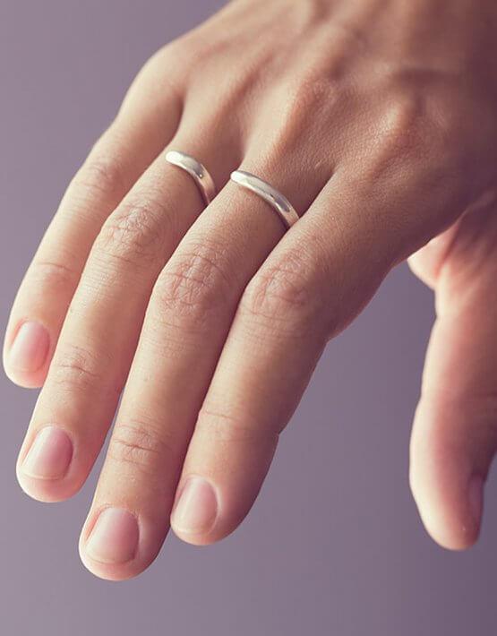 Кольцо SIGMA из серебра YSB_K-709, фото 4 - в интеренет магазине KAPSULA
