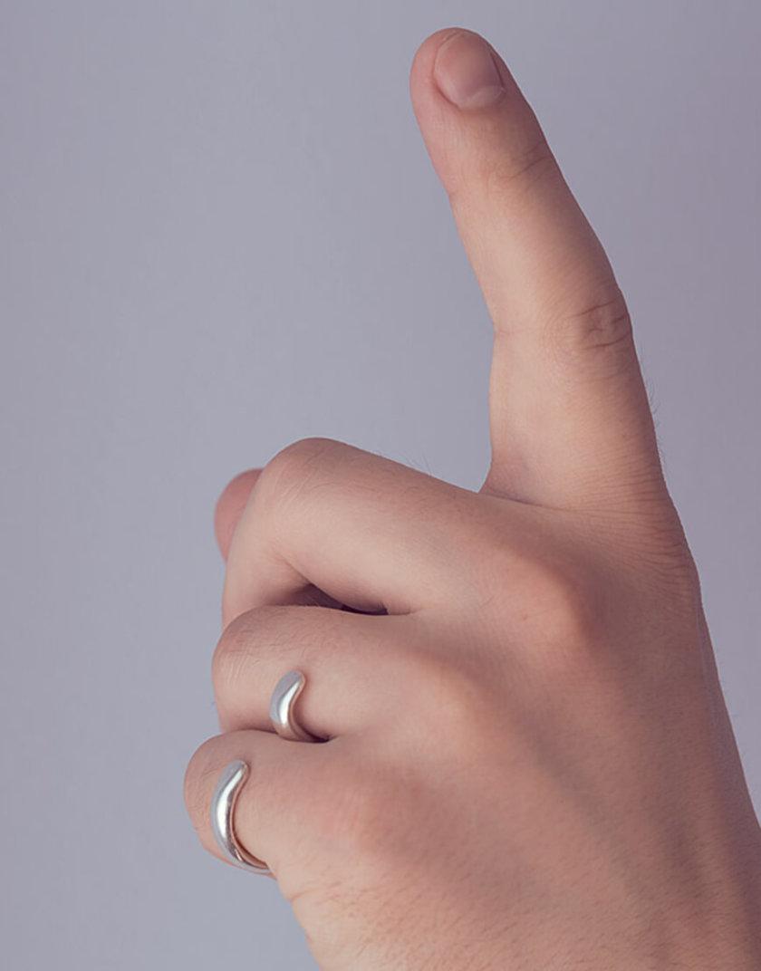 Кольцо SIGMA из серебра YSB_K-709, фото 1 - в интернет магазине KAPSULA