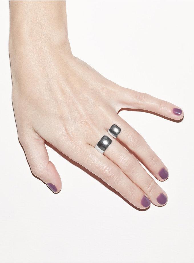 Широкое кольцо SIGMA из серебра YSB_K-709sh, фото 1 - в интеренет магазине KAPSULA
