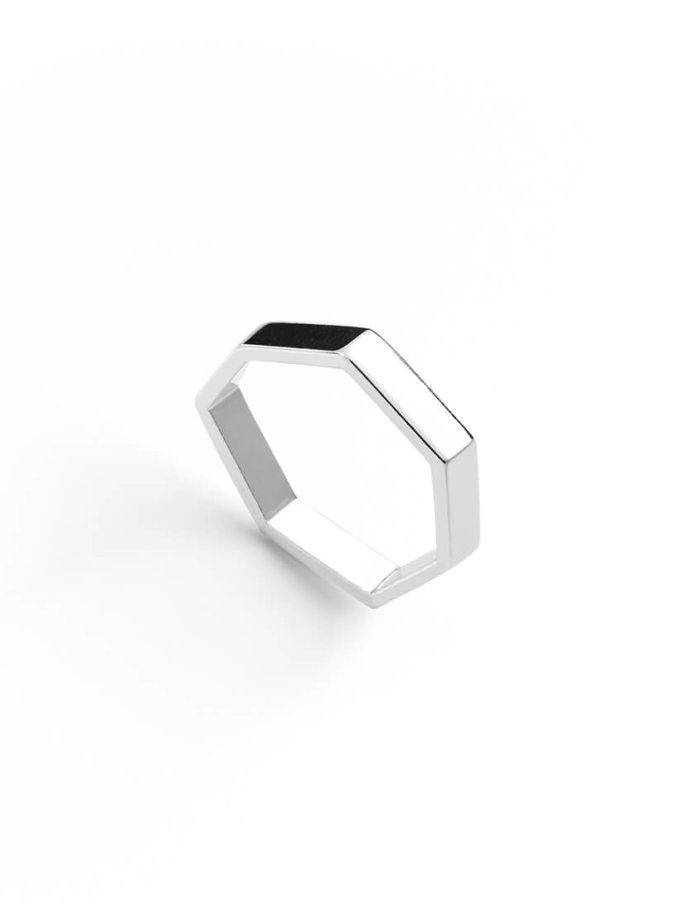 Кольцо  Geometry из серебра YSB_K-792, фото 1 - в интеренет магазине KAPSULA