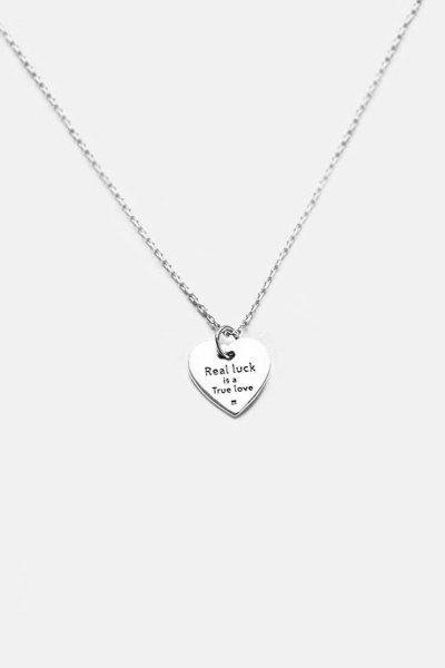 Серебряное ожерелье True love YSB_OZ-7014-1, фото 4 - в интеренет магазине KAPSULA