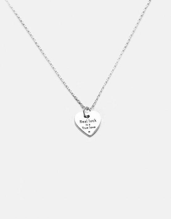 Серебряное ожерелье True love YSB_OZ-7014-1, фото 3 - в интеренет магазине KAPSULA