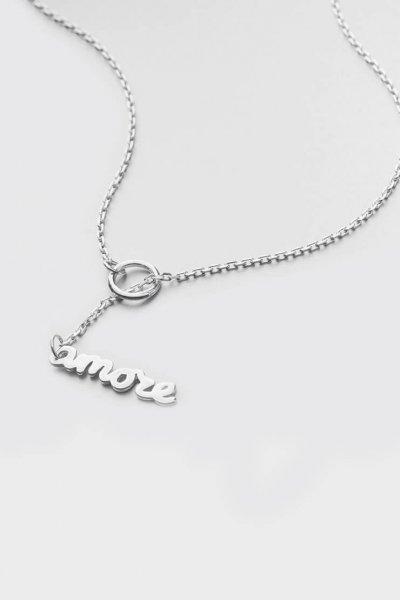 Серебряное ожерелье Amore YSB_OZ-769, фото 3 - в интеренет магазине KAPSULA
