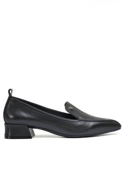 Кожаные туфли с острым носком MDVV_393002, фото 1 - в интеренет магазине KAPSULA