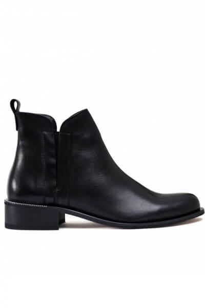 Кожаные ботинки MDVV_531234, фото 1 - в интеренет магазине KAPSULA