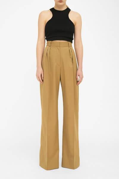 Широкие брюки со стрелками FKL_TRSS2001, фото 1 - в интеренет магазине KAPSULA