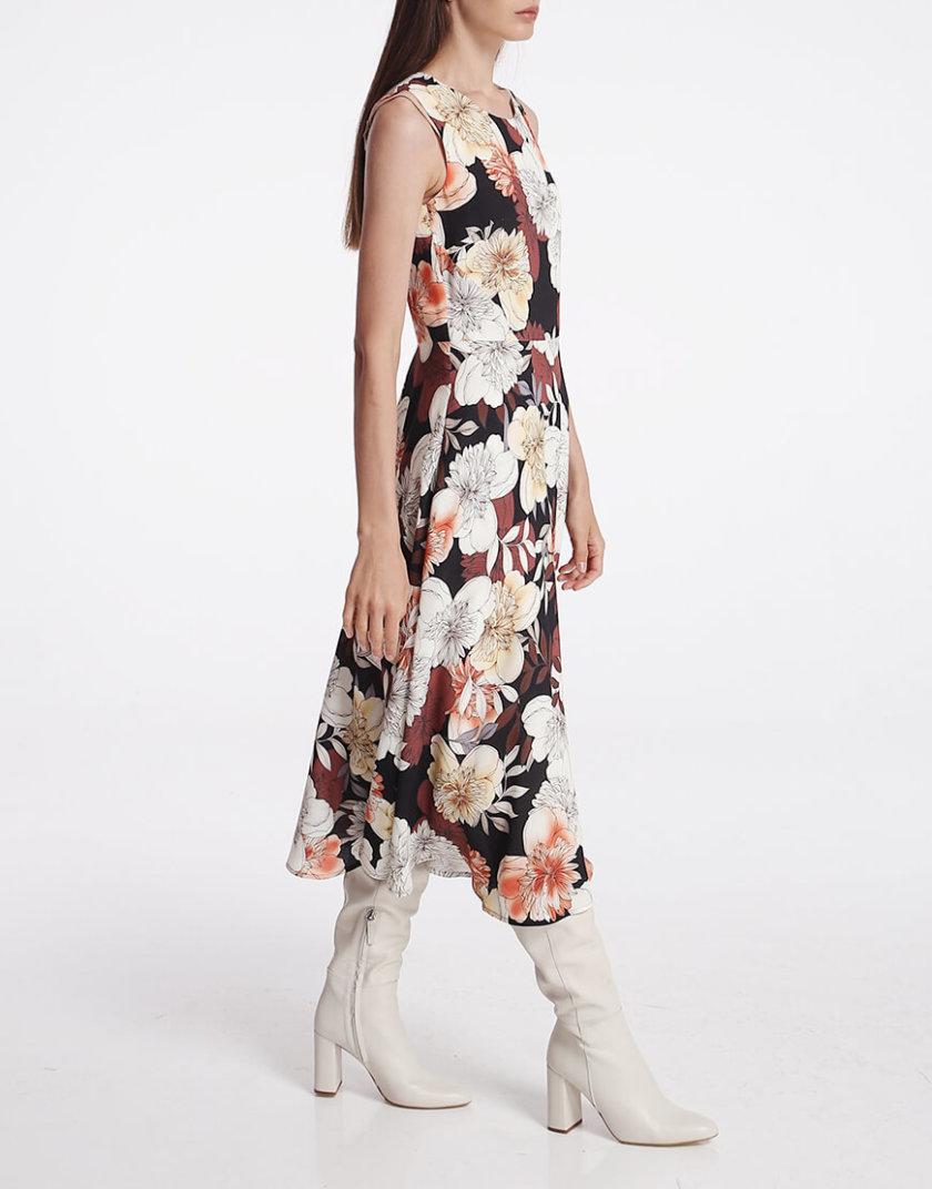 Платье с карманами на подкладе SHKO_15014018, фото 1 - в интернет магазине KAPSULA