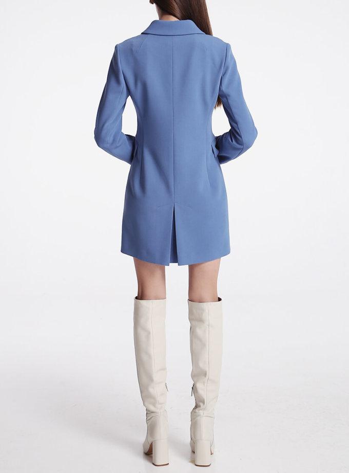 Платье-жакет на подкладе SHKO_19051003, фото 1 - в интернет магазине KAPSULA
