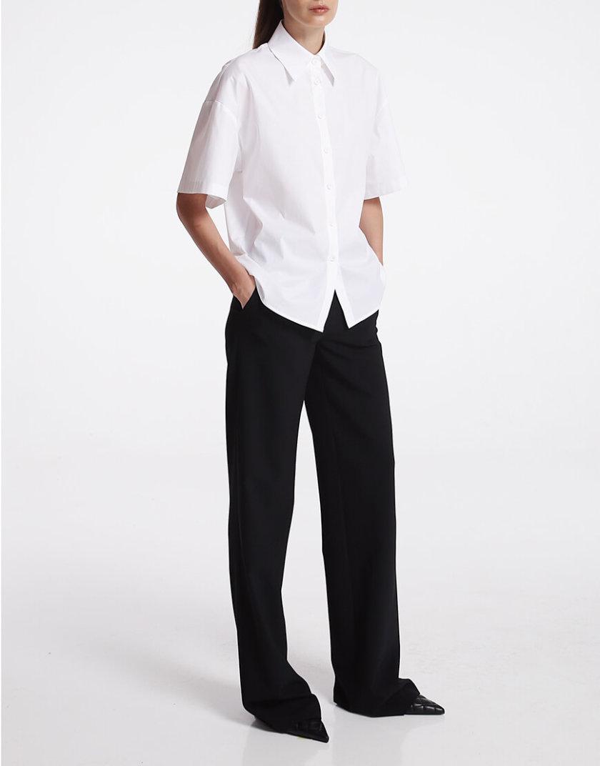 Рубашка свободного кроя из хлопка SHKO_19053001, фото 1 - в интернет магазине KAPSULA