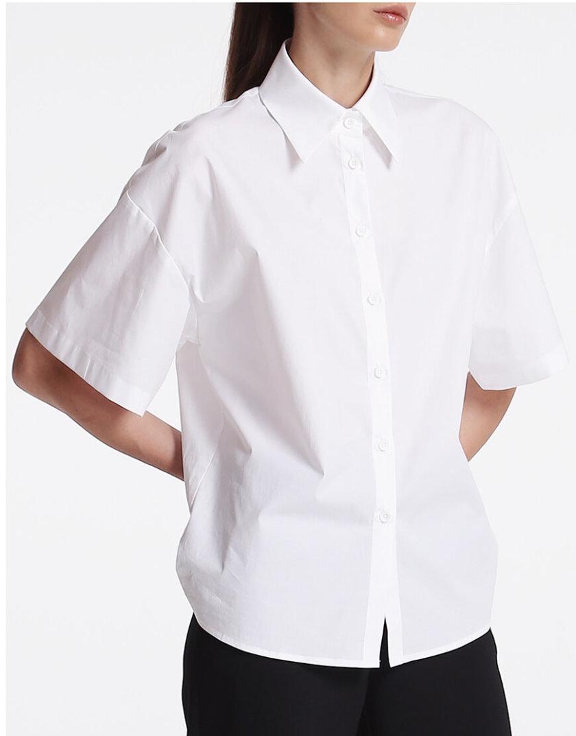 Рубашка свободного кроя из хлопка SHKO_19053001, фото 1 - в интеренет магазине KAPSULA