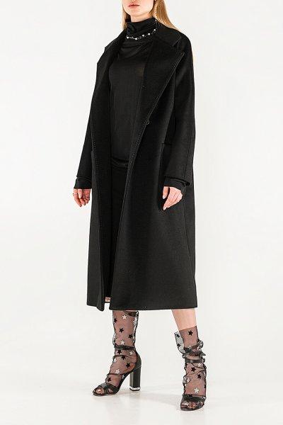 Пальто из кашемира с поясом WNDR_Fw1920_cshbl_11_black, фото 1 - в интеренет магазине KAPSULA