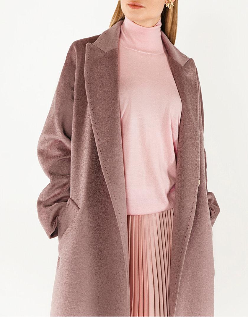 Пальто из кашемира с поясом WNDR_Fw1920_cshdp_11_dark_purple, фото 1 - в интернет магазине KAPSULA