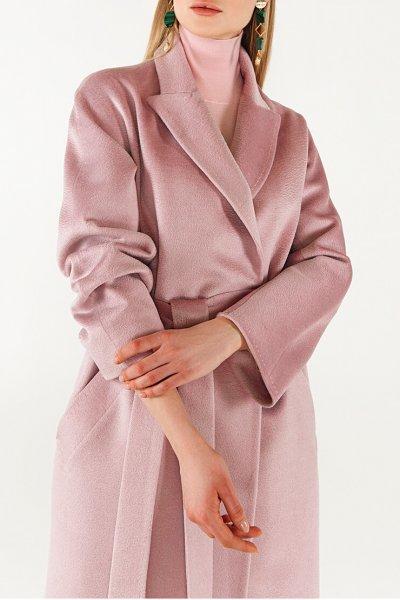 Пальто из кашемира с поясом WNDR_Fw1920_cshwp_11_purple, фото 1 - в интеренет магазине KAPSULA