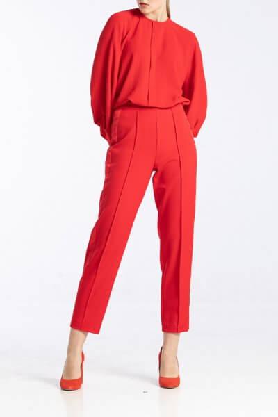 Укороченные брюки с лампасами ALOT_030111, фото 1 - в интеренет магазине KAPSULA
