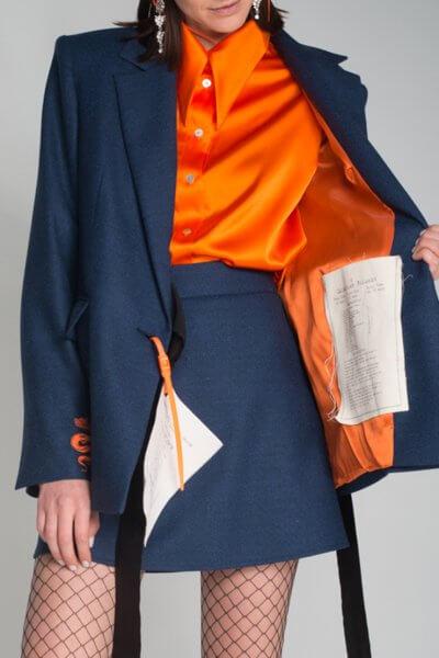 Жакет из шерсти с вышивкой IT_it20nb01101, фото 1 - в интеренет магазине KAPSULA