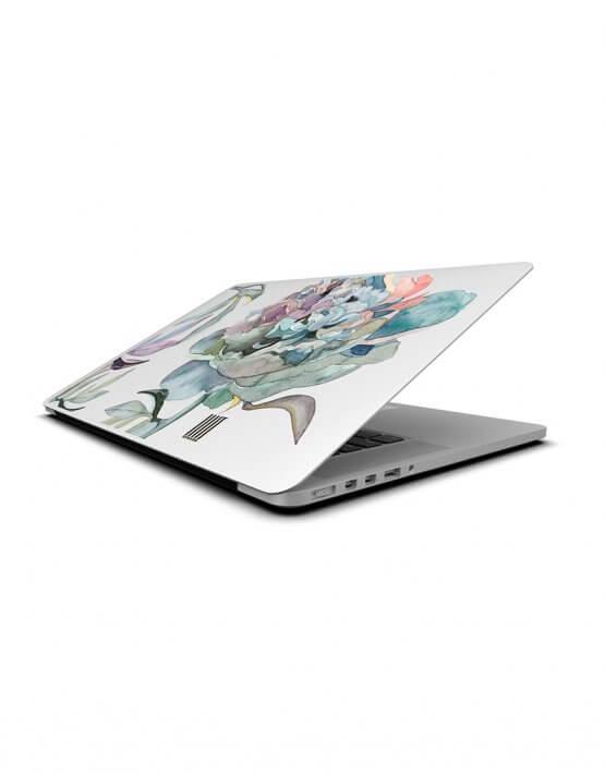 Кейс для MacBook любой модели LSRK_macbook case_peony blue, фото 3 - в интеренет магазине KAPSULA