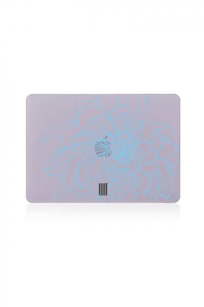 Кейс для MacBook любой модели LSRK_macbook case_graphic aster, фото 1 - в интеренет магазине KAPSULA