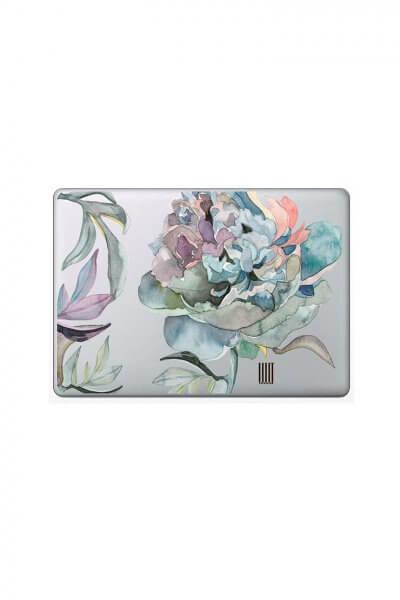 Кейс для MacBook любой модели LSRK_macbook case_peony blue, фото 1 - в интеренет магазине KAPSULA