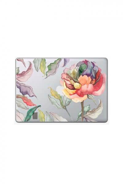 Кейс для MacBook любой модели LSRK_macbook case_peony orange, фото 1 - в интеренет магазине KAPSULA
