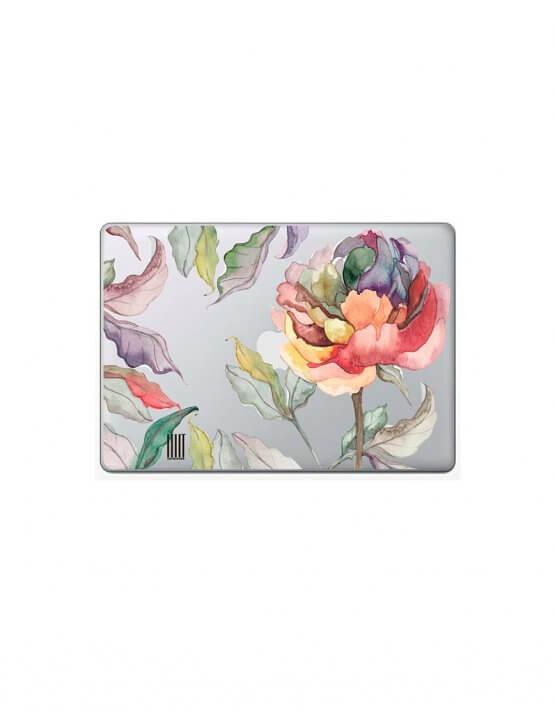 Кейс для MacBook любой модели LSRK_macbook case_peony orange, фото 3 - в интеренет магазине KAPSULA