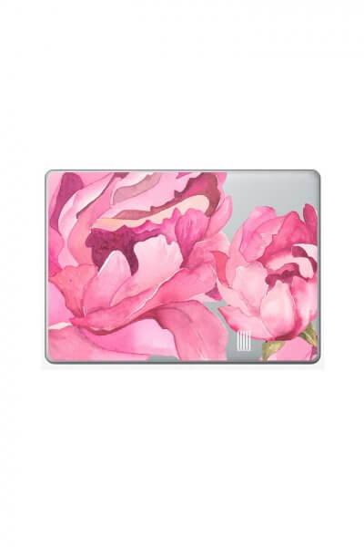 Кейс для MacBook любой модели SRK_macbook case_peonymonalisa, фото 1 - в интеренет магазине KAPSULA