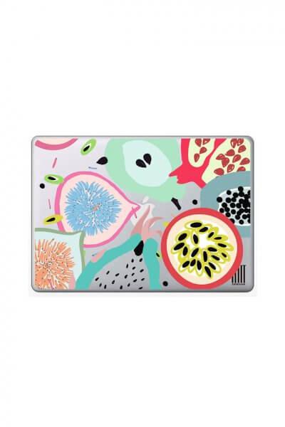 Кейс для MacBook любой модели LSRK_macbook case_tropical fruits, фото 1 - в интеренет магазине KAPSULA