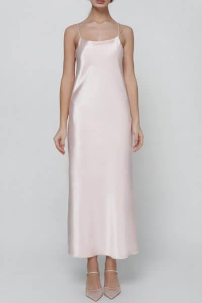 Двухстороннее платье Rosie MISS_DR-018_pink, фото 2 - в интеренет магазине KAPSULA