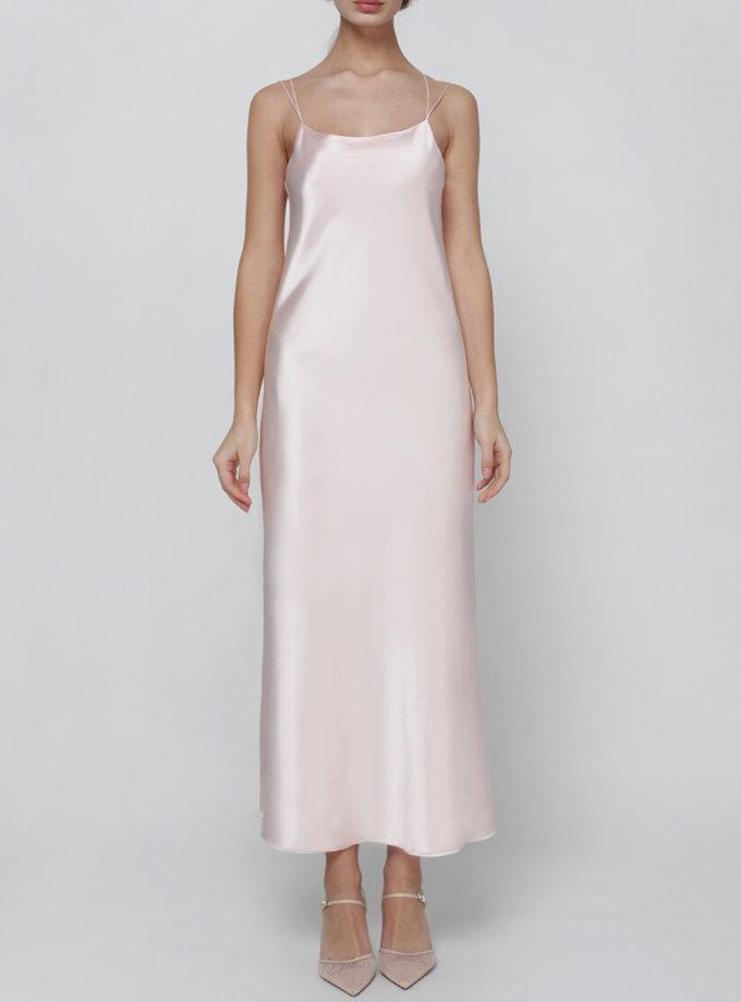 Двухстороннее платье Rosie MISS_DR-018_pink, фото 1 - в интернет магазине KAPSULA