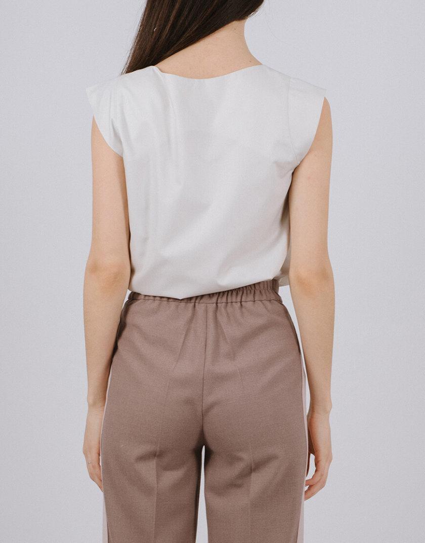 Блуза из хлопка с карманом MNTK_MTBL1937, фото 1 - в интеренет магазине KAPSULA