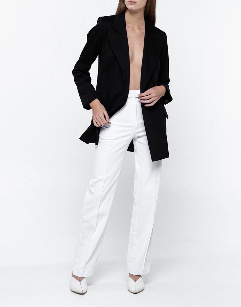 Прямые брюки из денима NM_335, фото 1 - в интернет магазине KAPSULA