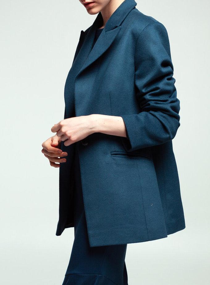 Жакет из шерсти на подкладе NM_357, фото 1 - в интернет магазине KAPSULA