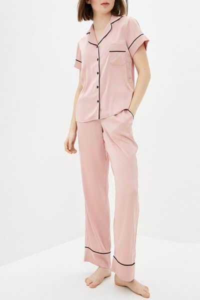 Пижамный комплект с брюками BAS_PS_MhB-12, фото 1 - в интеренет магазине KAPSULA