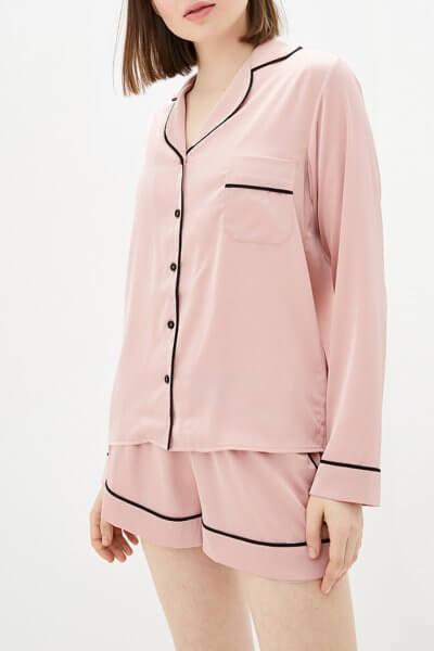 Пижама с шортами на резинке BAS_PS_MhB-21, фото 1 - в интеренет магазине KAPSULA