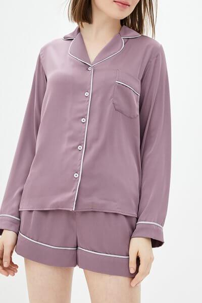 Пижама с шортами на резинке BAS_PS_MhL-21, фото 1 - в интеренет магазине KAPSULA