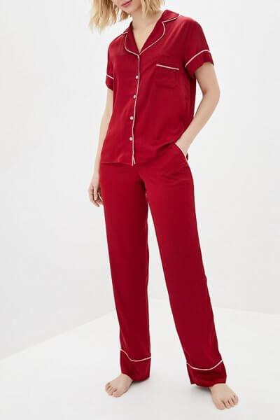 Пижамный комплект с брюками BAS_PS-MhM-12, фото 1 - в интеренет магазине KAPSULA