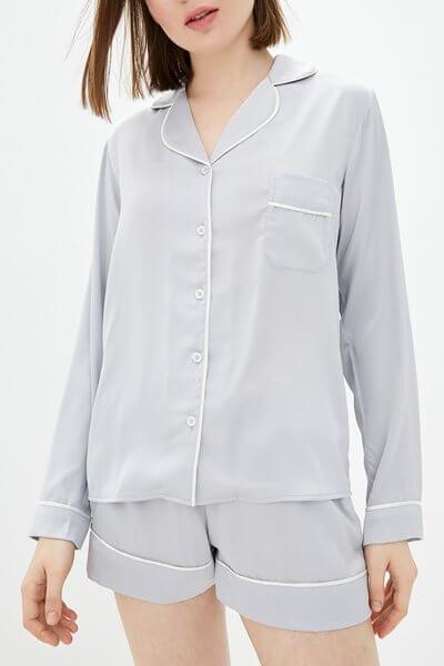 Пижама с шортами на резинке BAS_PS_MhPG-21, фото 1 - в интеренет магазине KAPSULA