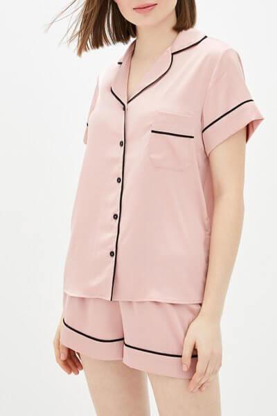 Пижамный комплект с шортами BAS_PS_MhB-11, фото 1 - в интеренет магазине KAPSULA