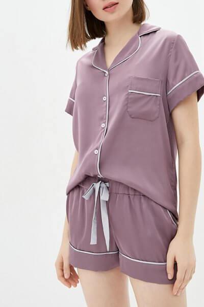 Пижамный комплект с шортами BAS_PS_MhL-11, фото 1 - в интеренет магазине KAPSULA