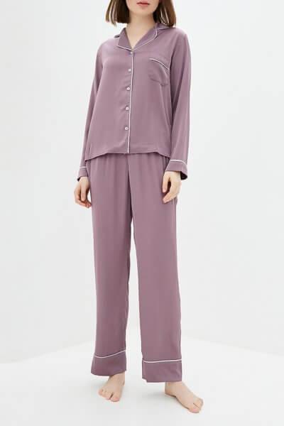 Легкая пижама с брюками BAS_PS_MhL-22, фото 1 - в интеренет магазине KAPSULA