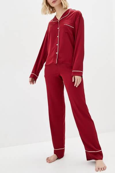 Пижама с брюками BAS_PS-MhM-22, фото 1 - в интеренет магазине KAPSULA