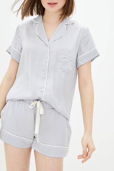 Пижамный комплект с шортами BAS_PS_MhPG-11, фото 1 - в интеренет магазине KAPSULA