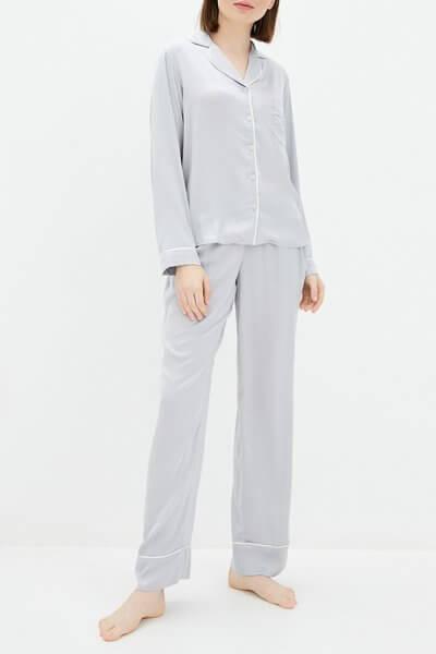 Легкая пижама с брюками BAS_PS_MhPG-22, фото 1 - в интеренет магазине KAPSULA