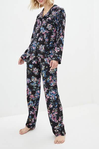 Легкая пижама с брюками BAS_PS_PrG-22, фото 1 - в интеренет магазине KAPSULA