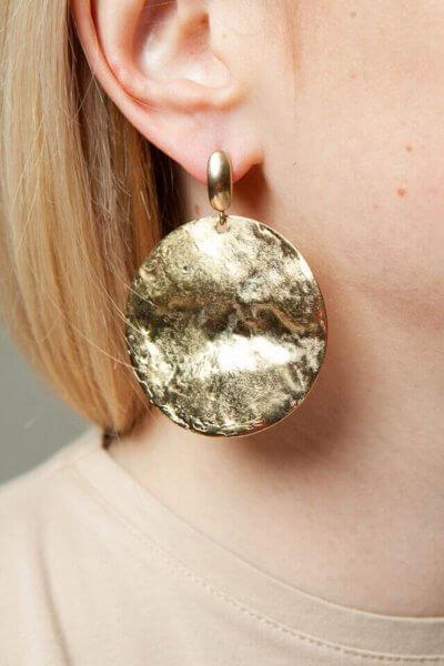 Серьги Nika Gold SMKSH_nika_gold, фото 1 - в интеренет магазине KAPSULA