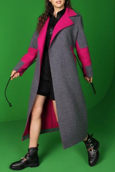 Кашемировое пальто без подкладки TBC_074w_1819, фото 1 - в интеренет магазине KAPSULA