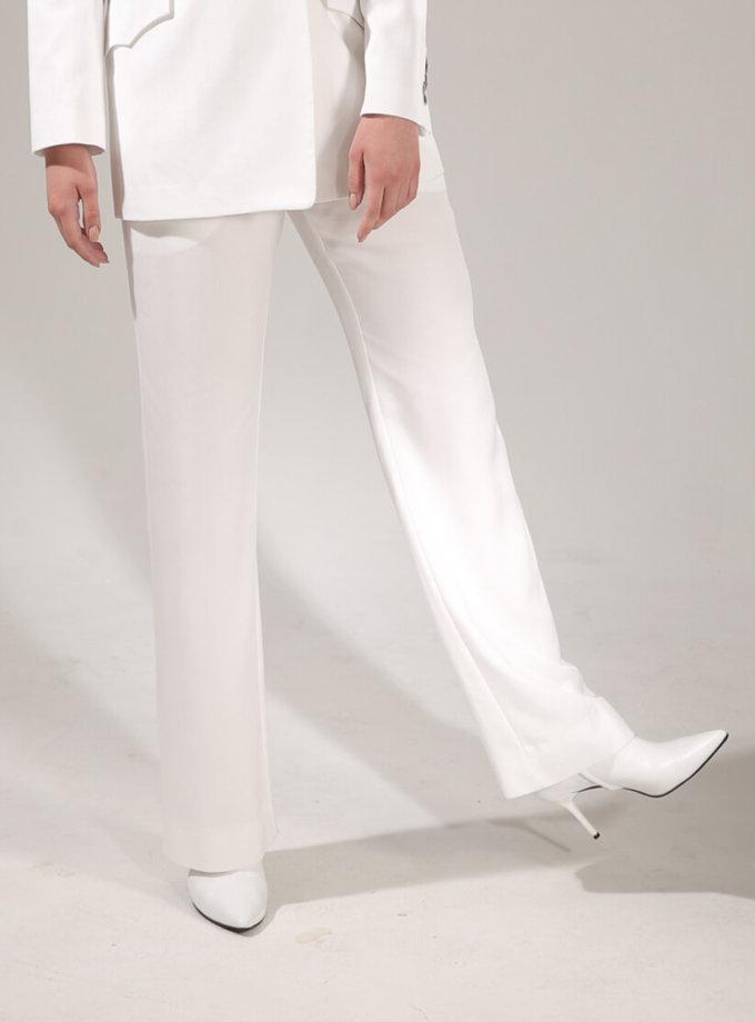 Прямые брюки средней посадки VONA-SS-20-1, фото 1 - в интеренет магазине KAPSULA