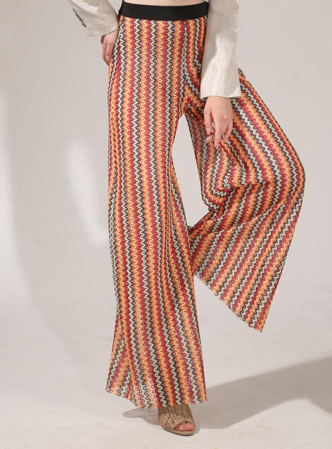 Легкие брюки из сетки VONA-SS-20-20, фото 1 - в интеренет магазине KAPSULA